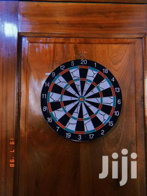 Big Dart Game. Double Sided With 8 Peel Tip Dart. | Books & Games for sale in Greater Accra, Accra Metropolitan