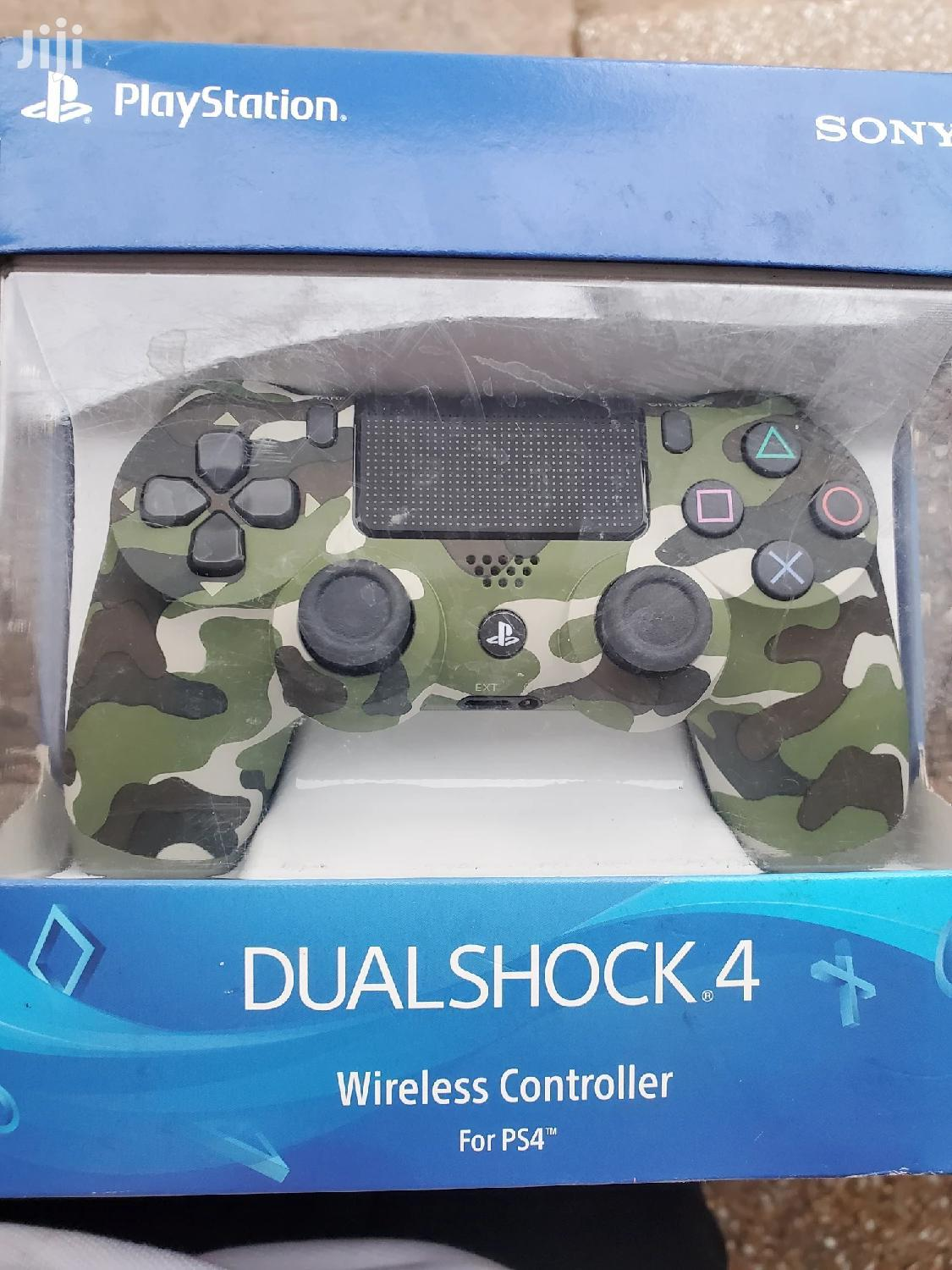 Archive: Dualshock 4 Wireless Controller Playstation 4 Camouflage