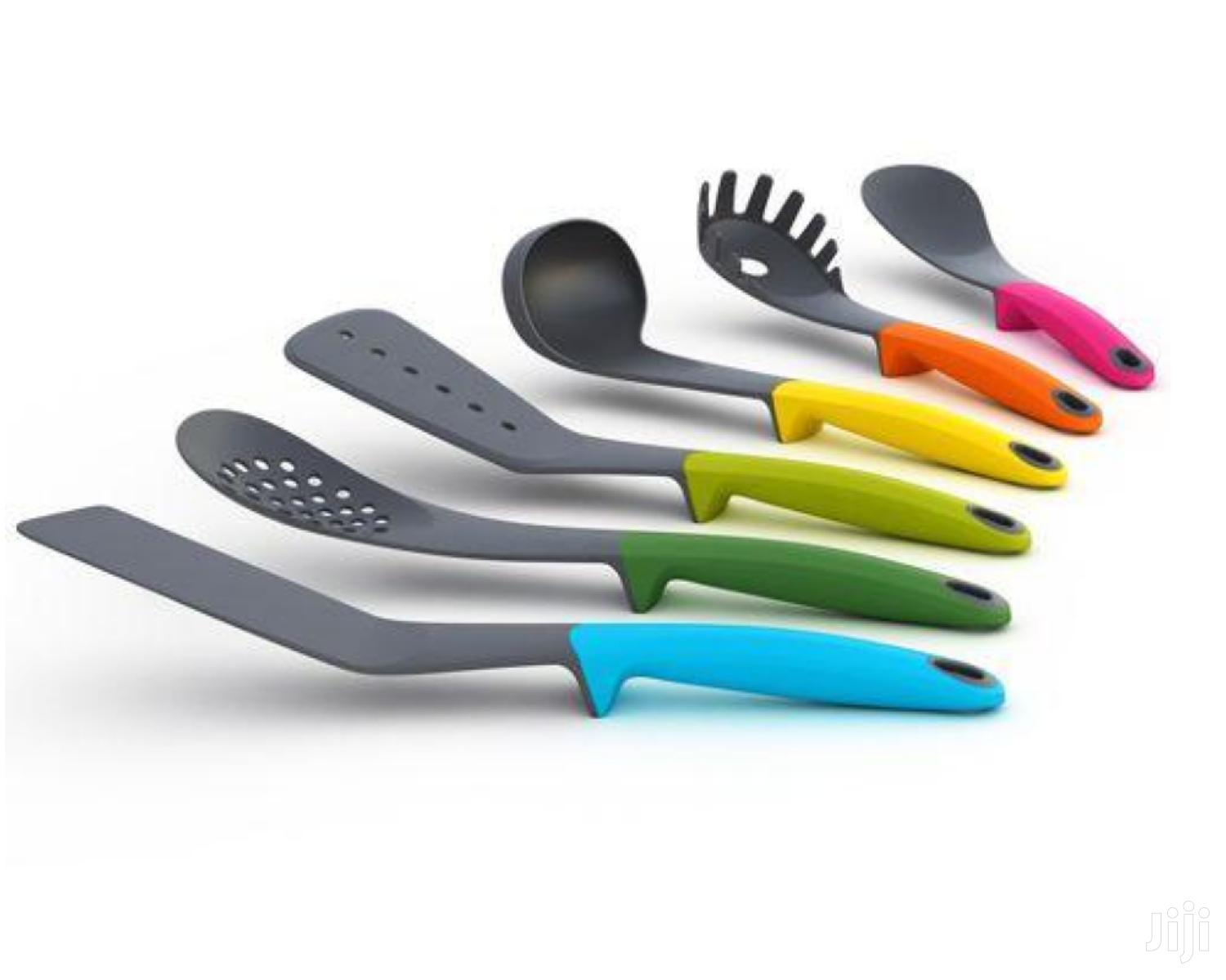 7 in 1 Heat Resistant Laddle Set Is | Kitchen & Dining for sale in Accra Metropolitan, Greater Accra, Ghana