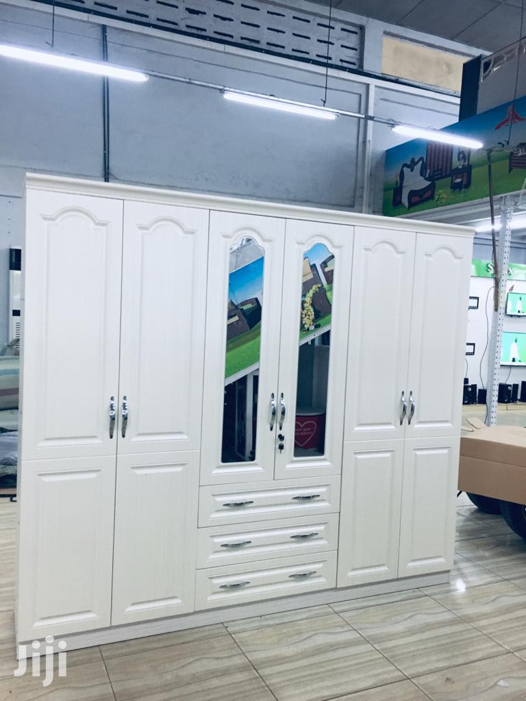 Wardrobe 6 Doors For Sale | Furniture for sale in Madina, Greater Accra, Ghana