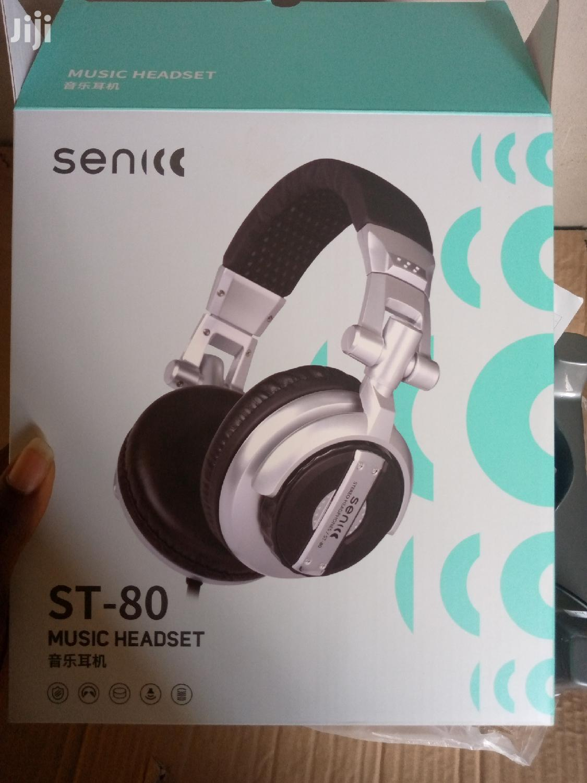 Archive: SENICC ST-80 Pro Monitor Music Stereo Bass Hifi Headphones