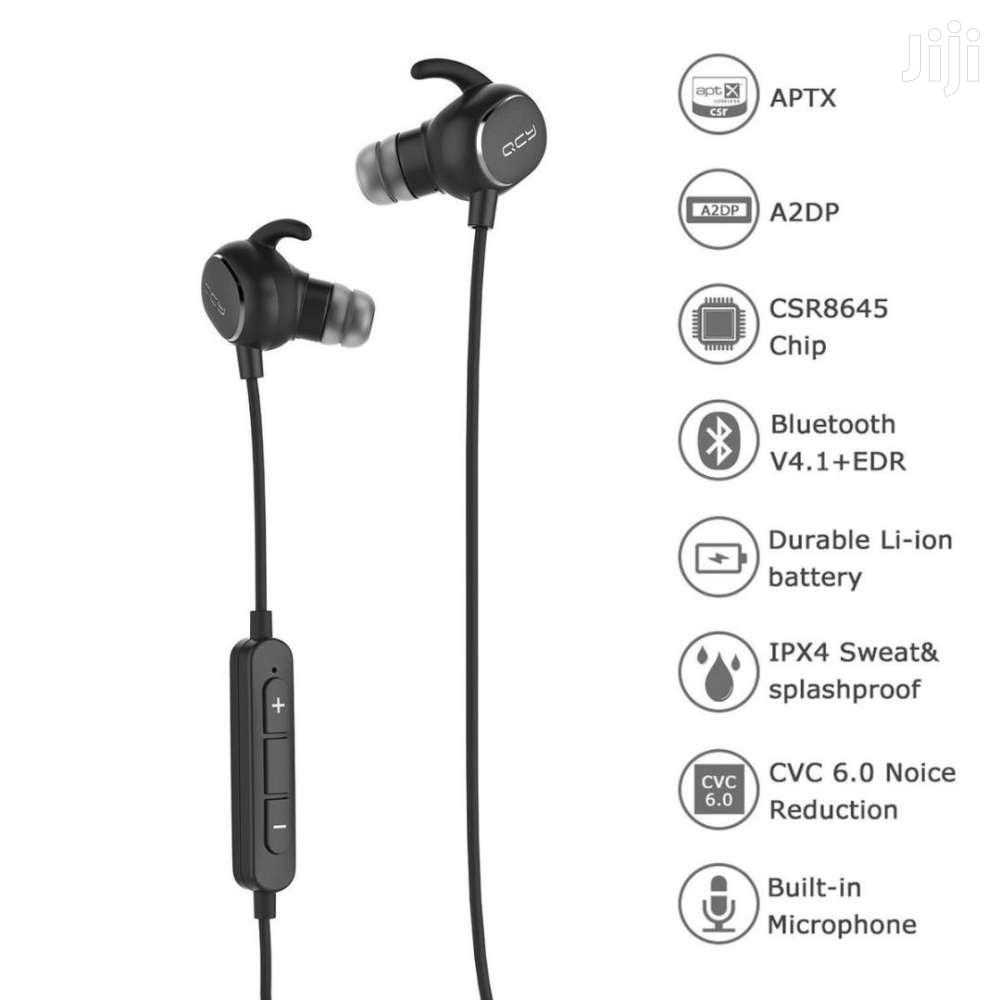 Qcy Qy19 Bluetooth Headphones | Headphones for sale in Okponglo, Greater Accra, Ghana