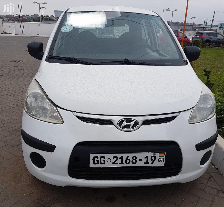 Hyundai i10 2009 White