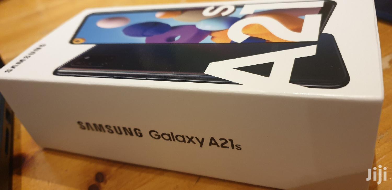 New Samsung Galaxy A21s 32 GB Blue | Mobile Phones for sale in Kumasi Metropolitan, Ashanti, Ghana