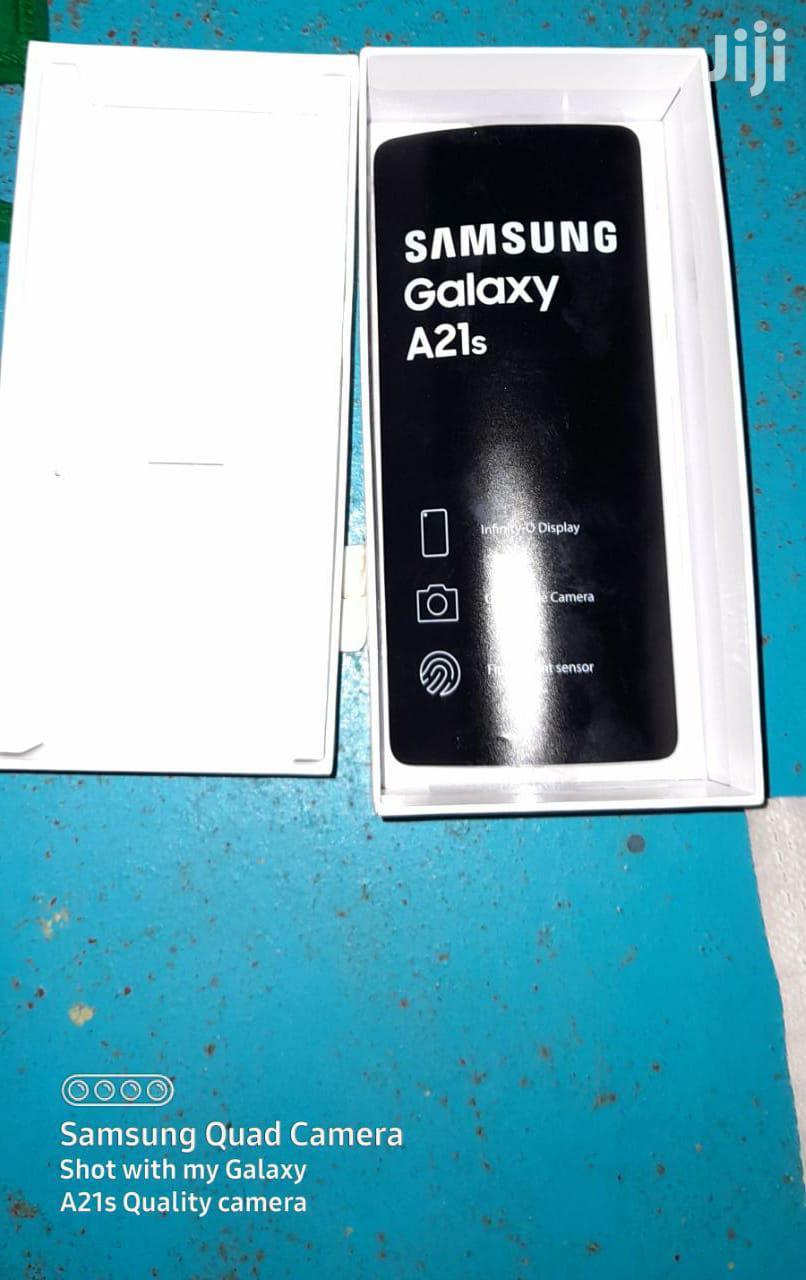 New Samsung Galaxy A21s 32 GB Black