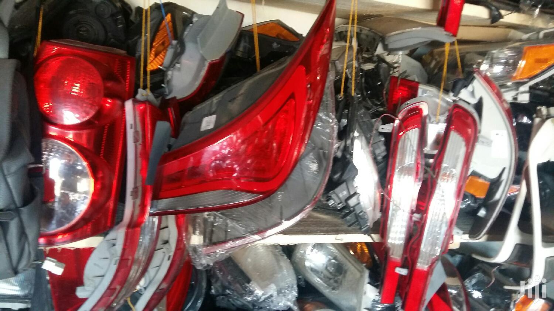 Hyundai Sonata 2013 Taillights