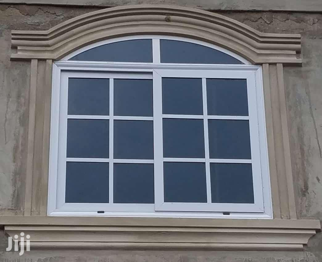 Silver Italian Division Sliding Windows