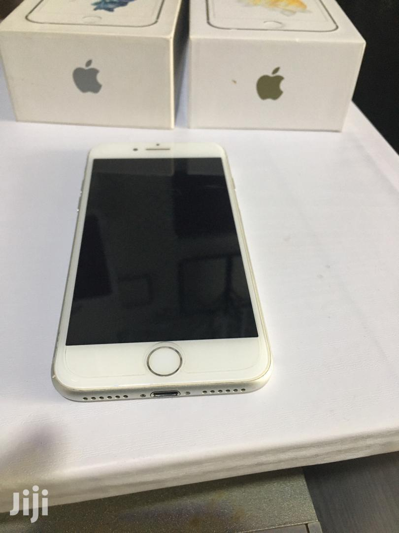 Apple iPhone 7 128 GB Silver   Mobile Phones for sale in Ho Municipal, Volta Region, Ghana