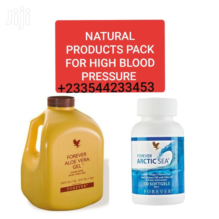 Forever Living Products for High Blood Pressure