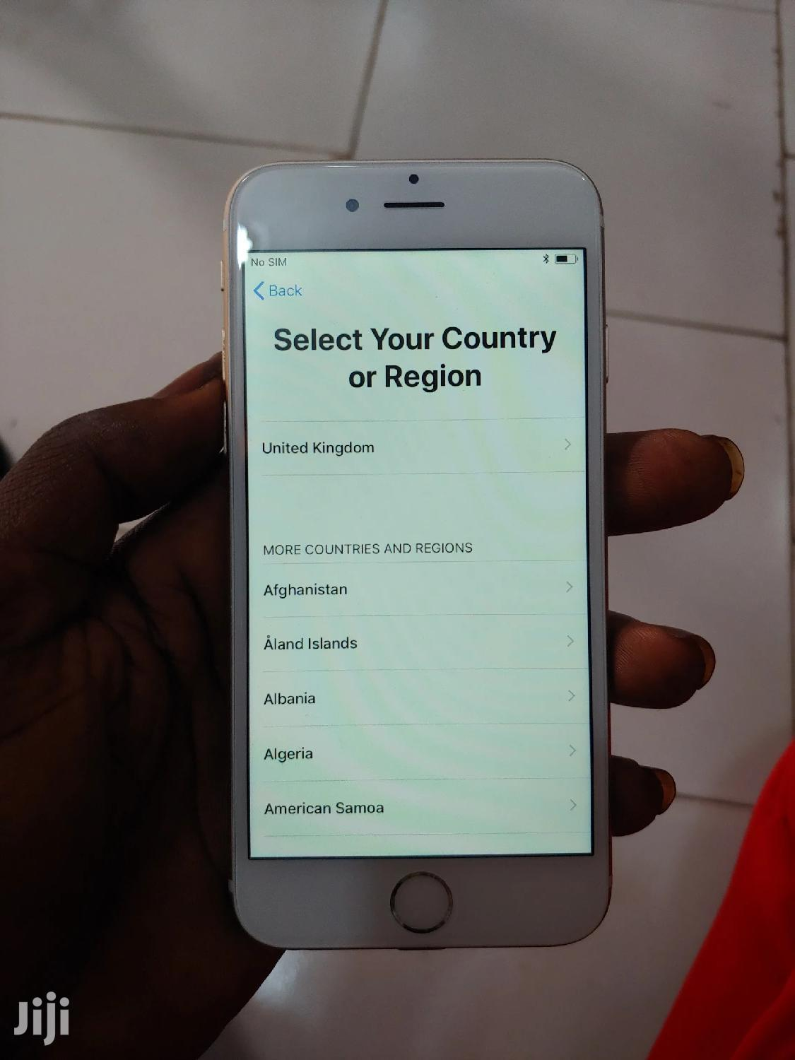 Apple iPhone 6 16 GB Gold | Mobile Phones for sale in Kumasi Metropolitan, Ashanti, Ghana