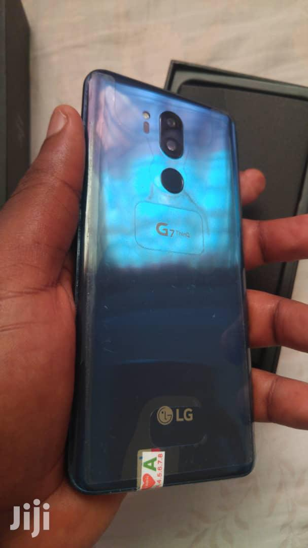 New LG G7 ThinQ 64 GB Blue | Mobile Phones for sale in Kumasi Metropolitan, Ashanti, Ghana