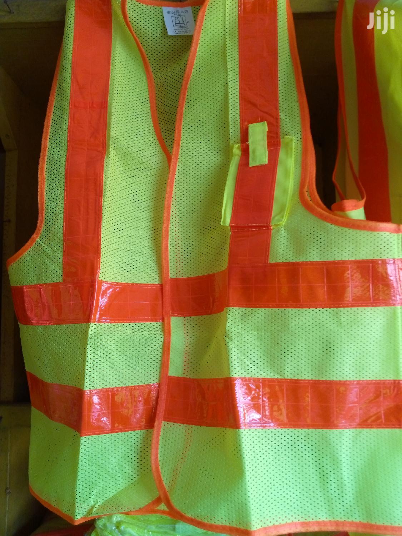 Reflective Vest ( Pocket )