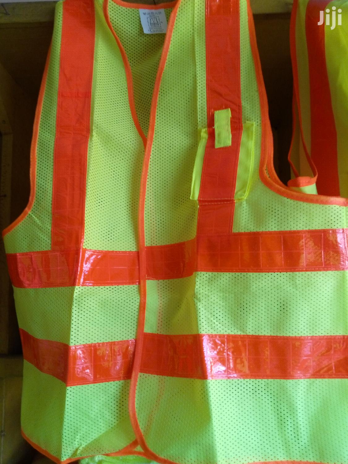 Reflective Vest ( Pocket ) | Safety Equipment for sale in Abossey Okai, Greater Accra, Ghana