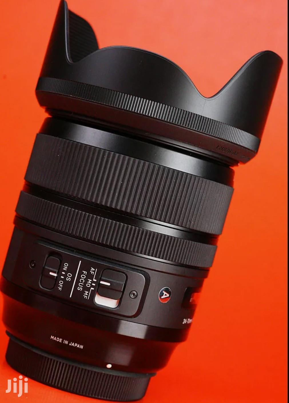Sigma 24-70mm F2.8 | Accessories & Supplies for Electronics for sale in East Legon (Okponglo), Greater Accra, Ghana