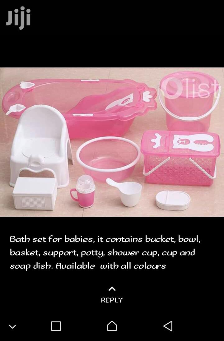 Baby Bath Set | Baby & Child Care for sale in Tema Metropolitan, Greater Accra, Ghana