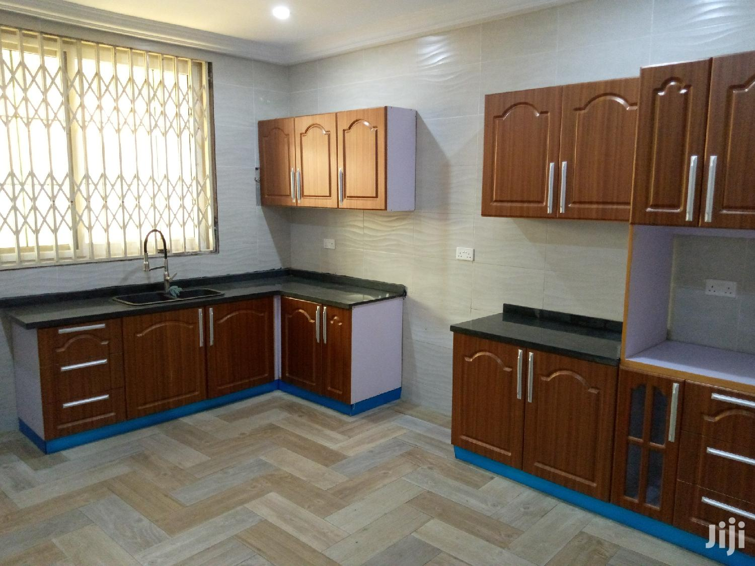 Luxurious Newly Built Four Bedroom House With Boys Quarters