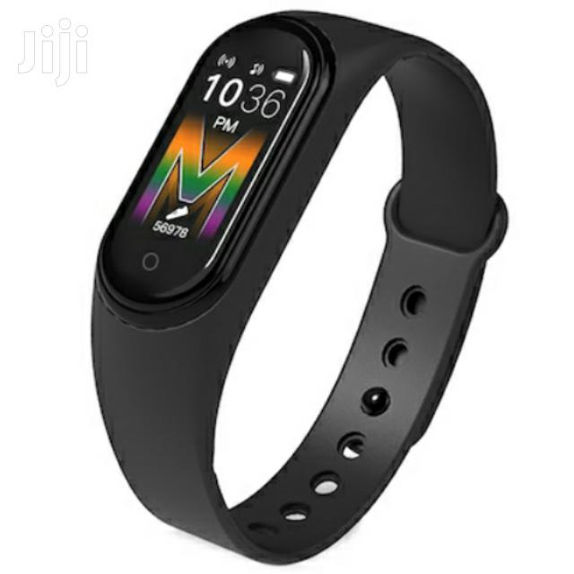 M5 Smart Bracelet ( Health Tracker ) | Smart Watches & Trackers for sale in Airport Residential Area, Greater Accra, Ghana