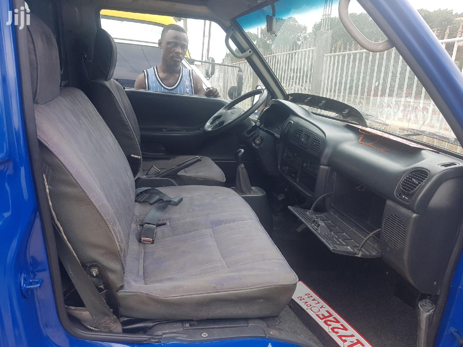 Hyundai H100 2003 Blue | Buses & Microbuses for sale in Abossey Okai, Greater Accra, Ghana
