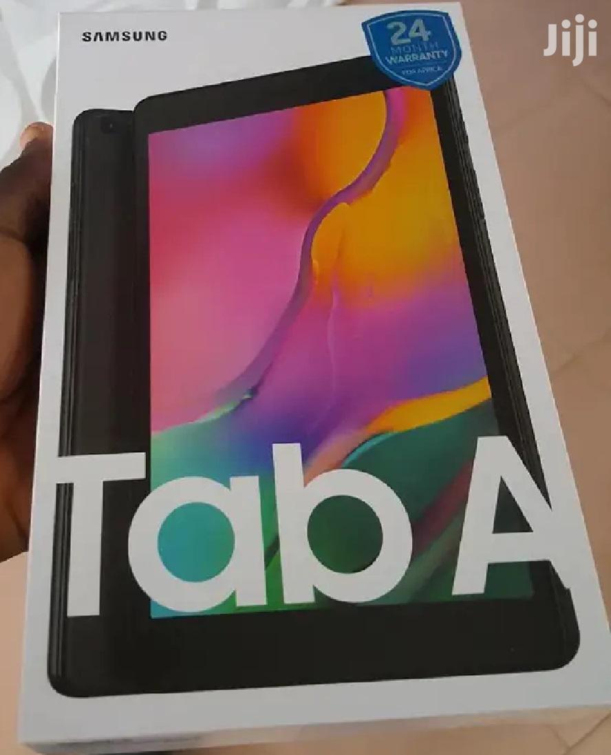 New Samsung Galaxy Tab A 8.0 32 GB Black