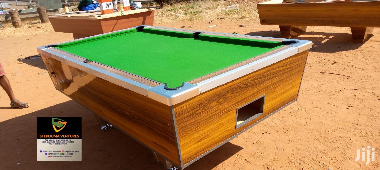 Coins Operating Snooker Boards | Sports Equipment for sale in Kumasi Metropolitan, Ashanti, Ghana
