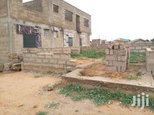 An Uncompleted 3bedroom S/C 4sale @ Pokuase Odumasi