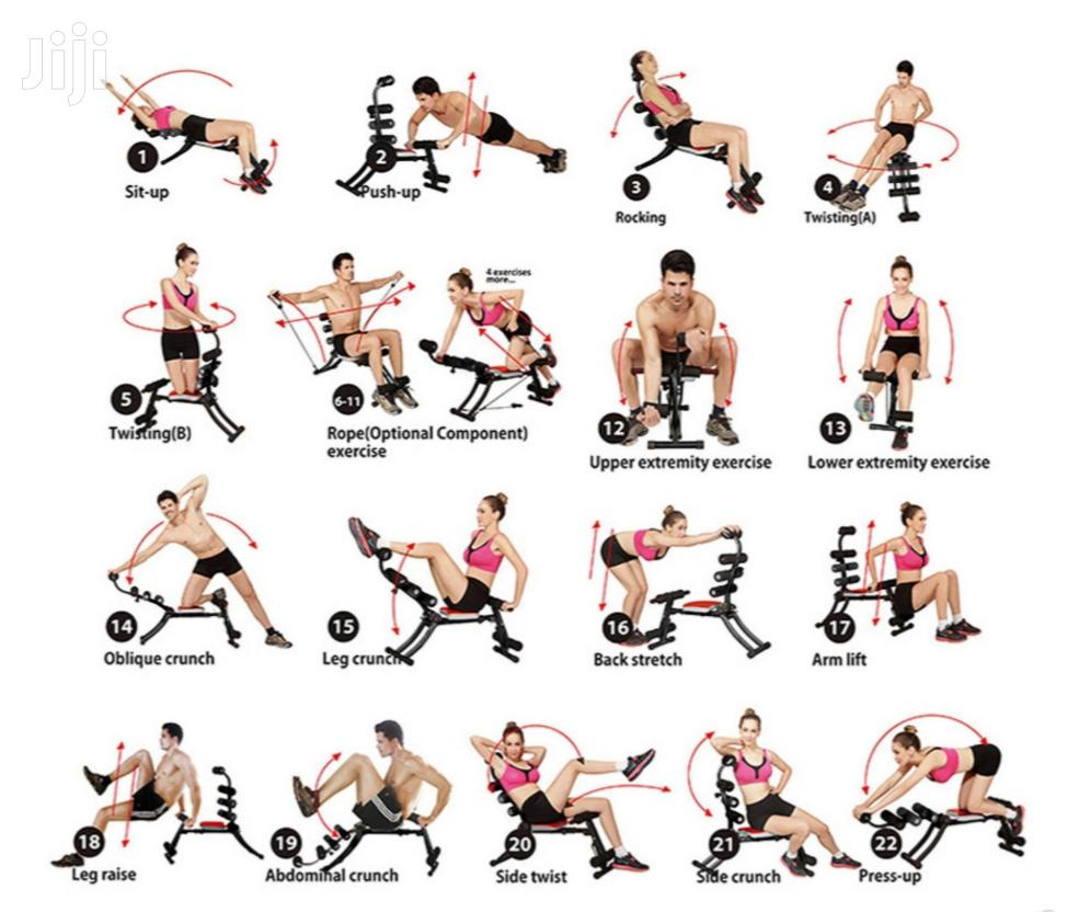 Six Pack Care / Six Pack Machine   Sports Equipment for sale in Nungua, Greater Accra, Ghana