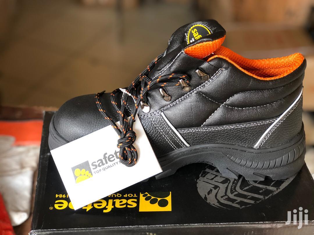 Safetoe Steel Toe Safety Boot