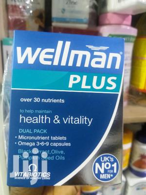 Wellman Plus Omega 3.6.9 | Vitamins & Supplements for sale in Greater Accra, Achimota