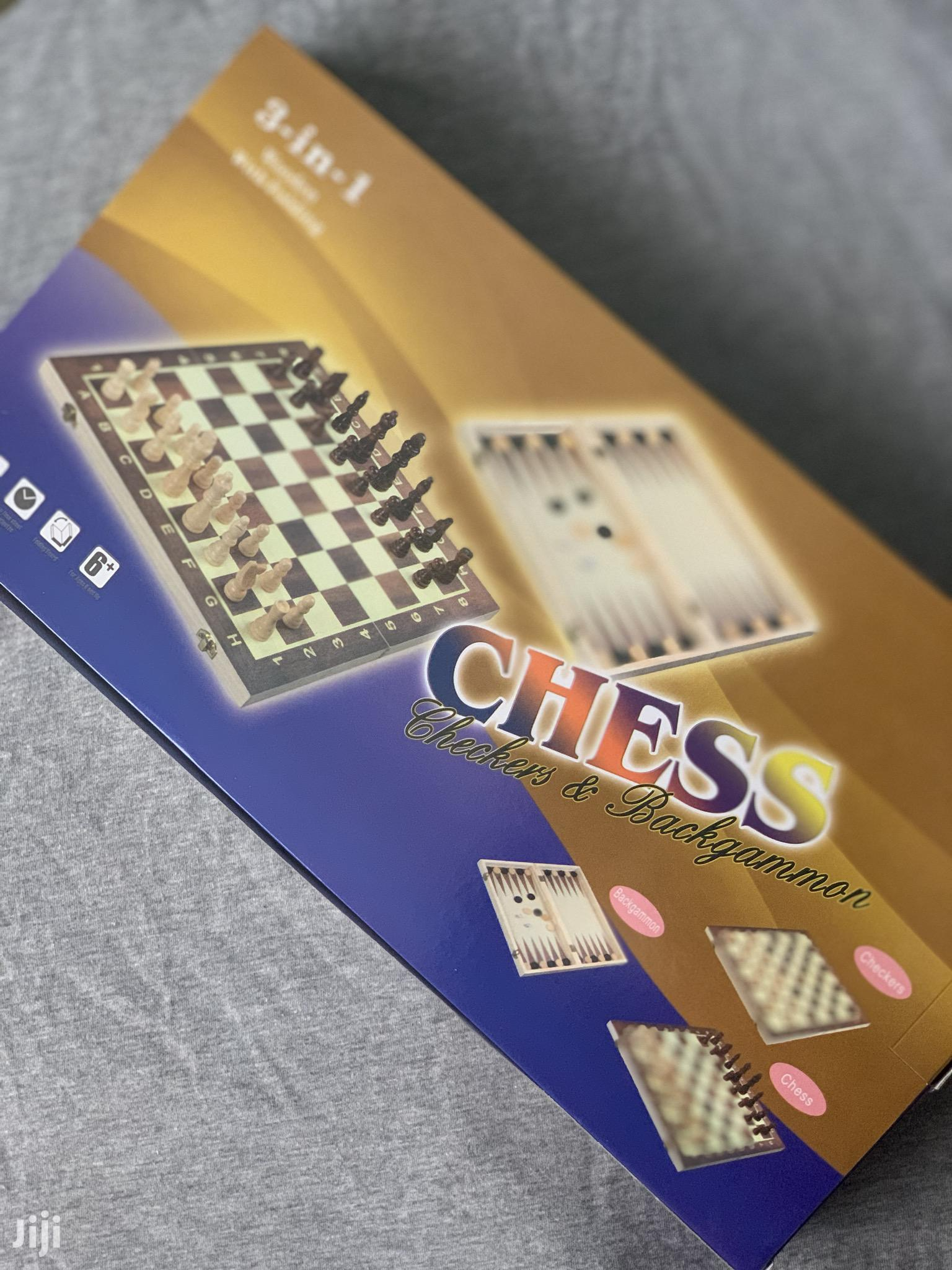 Archive: Chess Board Game