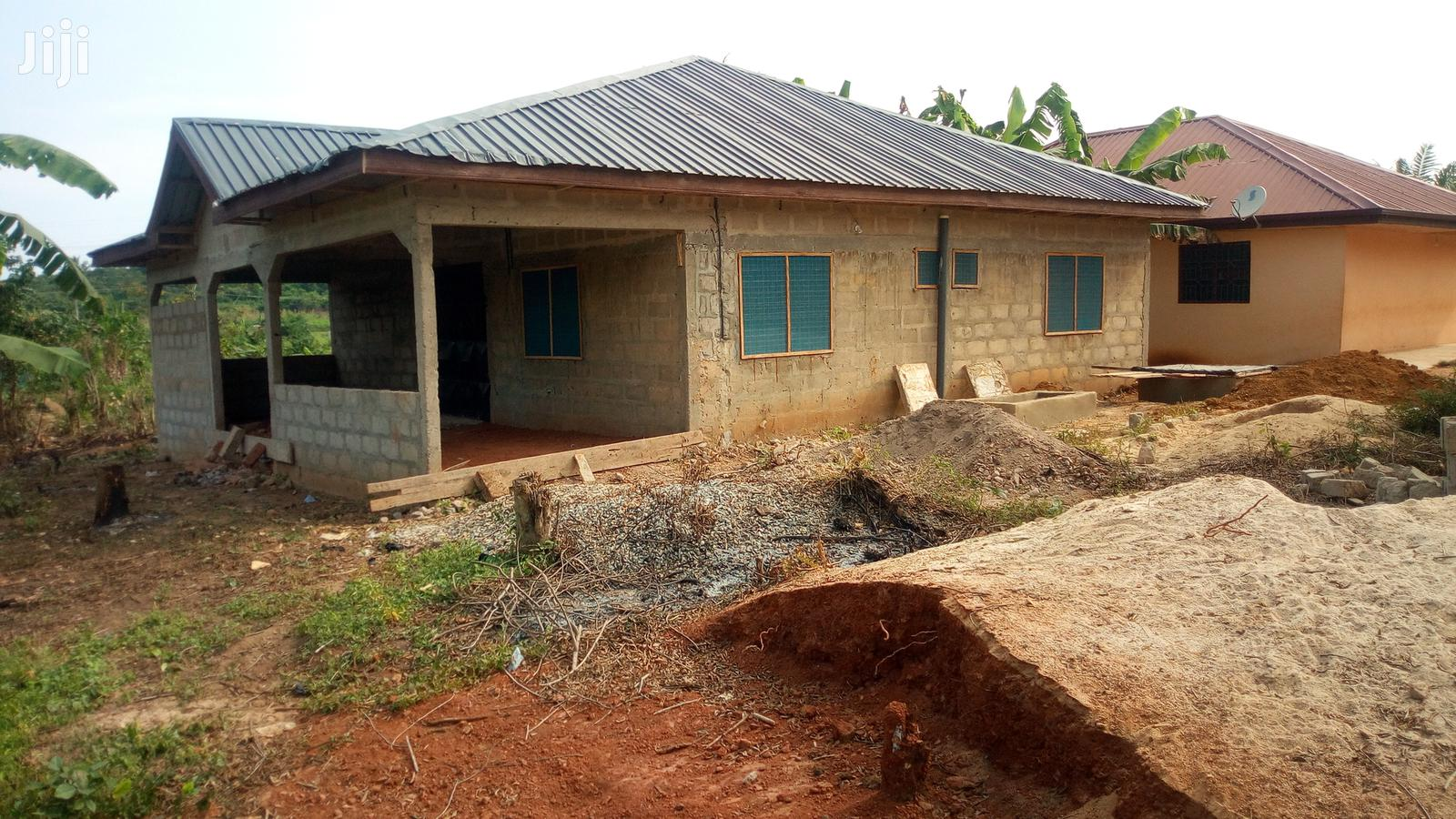 Newly Built 2bedroom Self Contained House For Sale