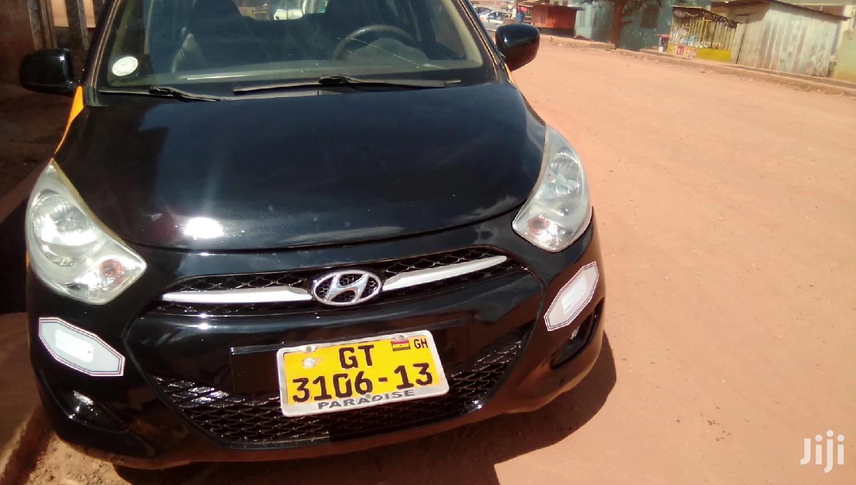 Archive: Hyundai i10 2013 Black