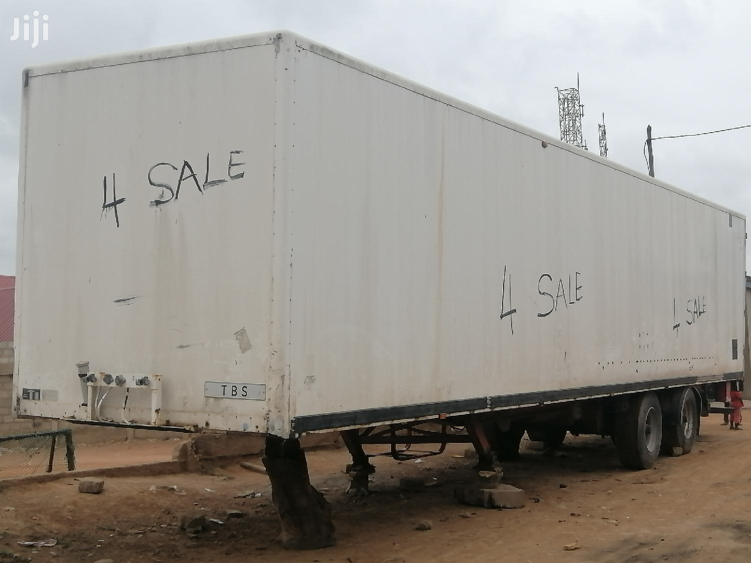 Archive: 40 Feet Container Trailer, Slightly Used For Sale