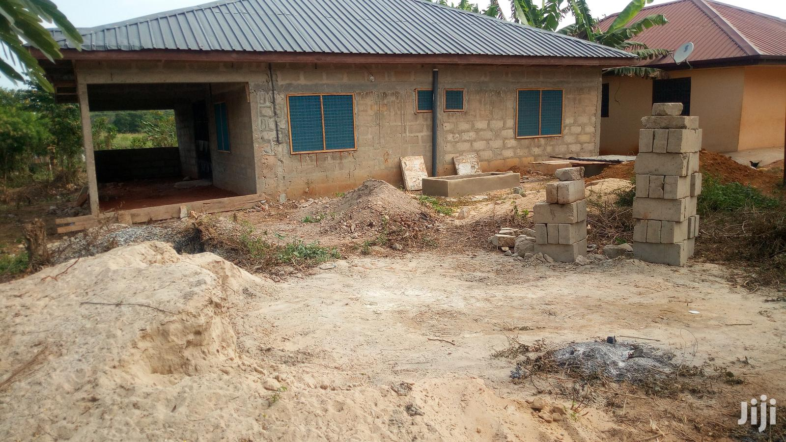 Newly Built 2bedroom Self Contained House For Sale | Houses & Apartments For Sale for sale in Mfantsiman Municipal, Central Region, Ghana