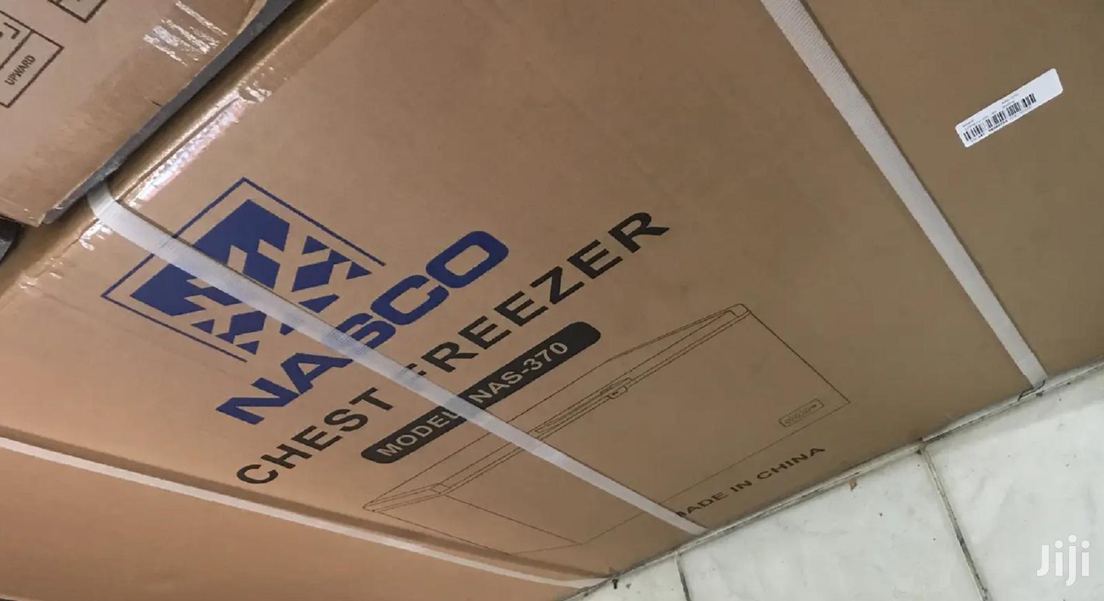Nasco Chest Freezer 295L