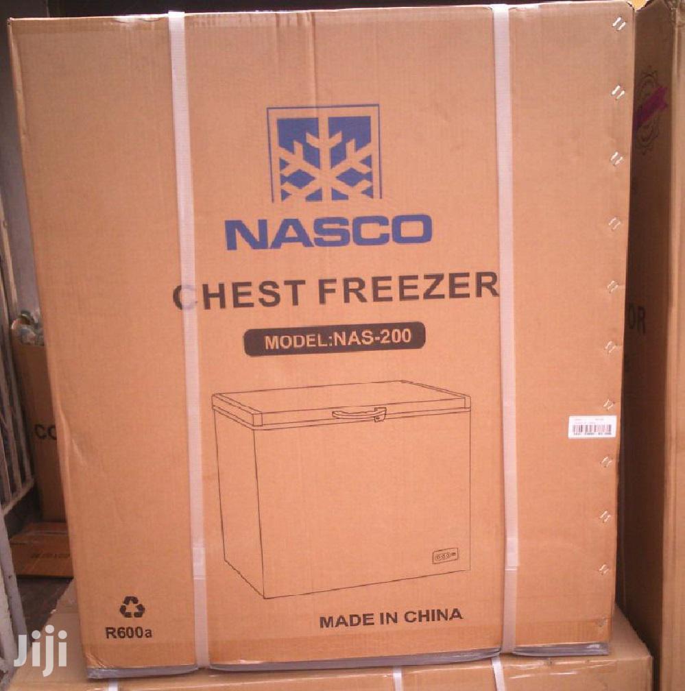 Nasco Chest Freezer Nas 200 142L