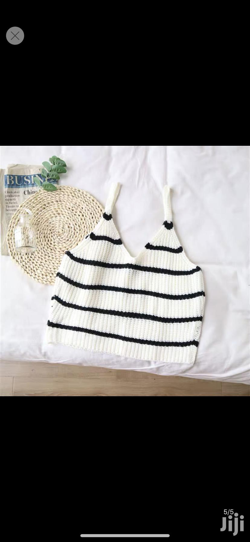 Knitted Crop Top | Clothing for sale in Adenta Municipal, Greater Accra, Ghana
