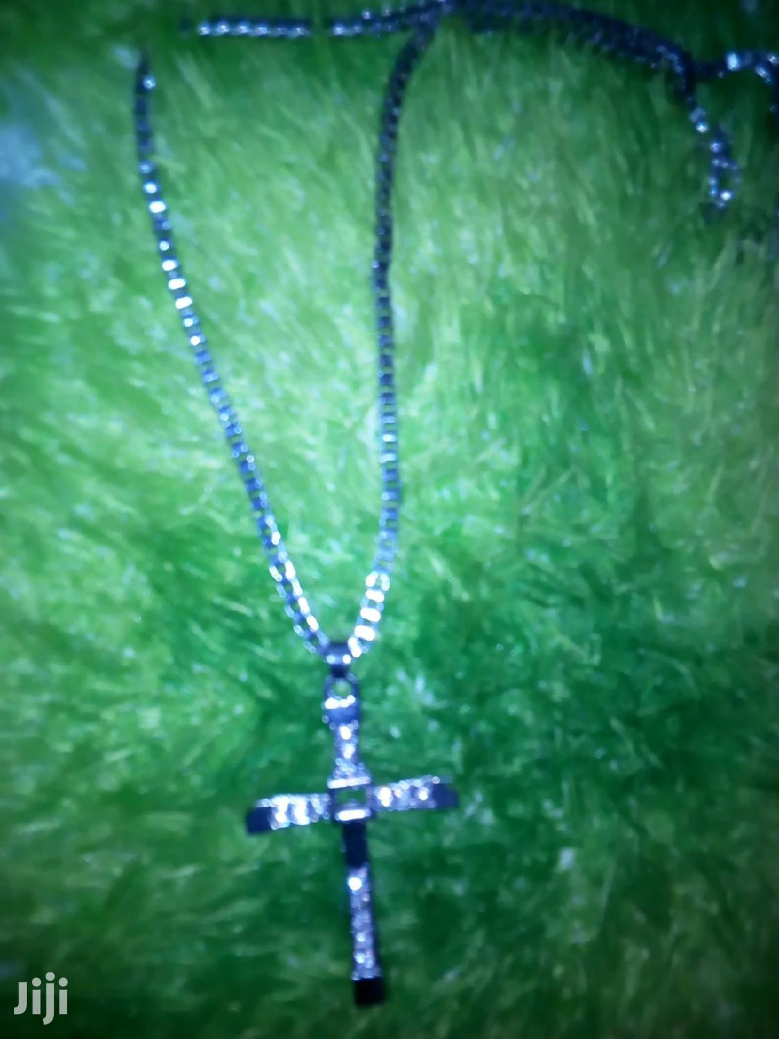 Cross Necklace for Men and Women
