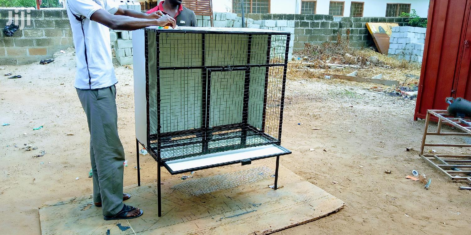 Customized Parrot Cage
