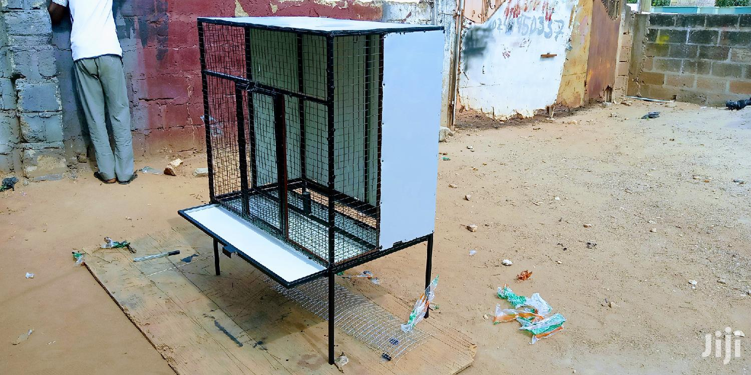 Customized Parrot Cage | Pet's Accessories for sale in Achimota, Greater Accra, Ghana