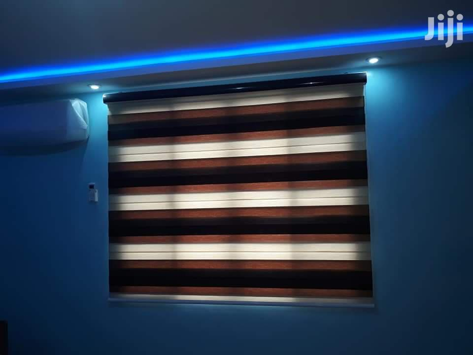 High Class Classy Zebra Blinds   Home Accessories for sale in Tema Metropolitan, Greater Accra, Ghana