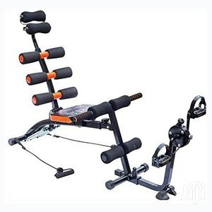 6 in 1 Exercise Bench With Paddle