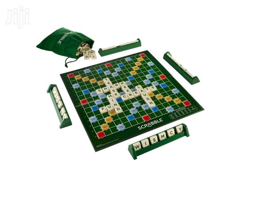 Archive: Scrabble Board Game