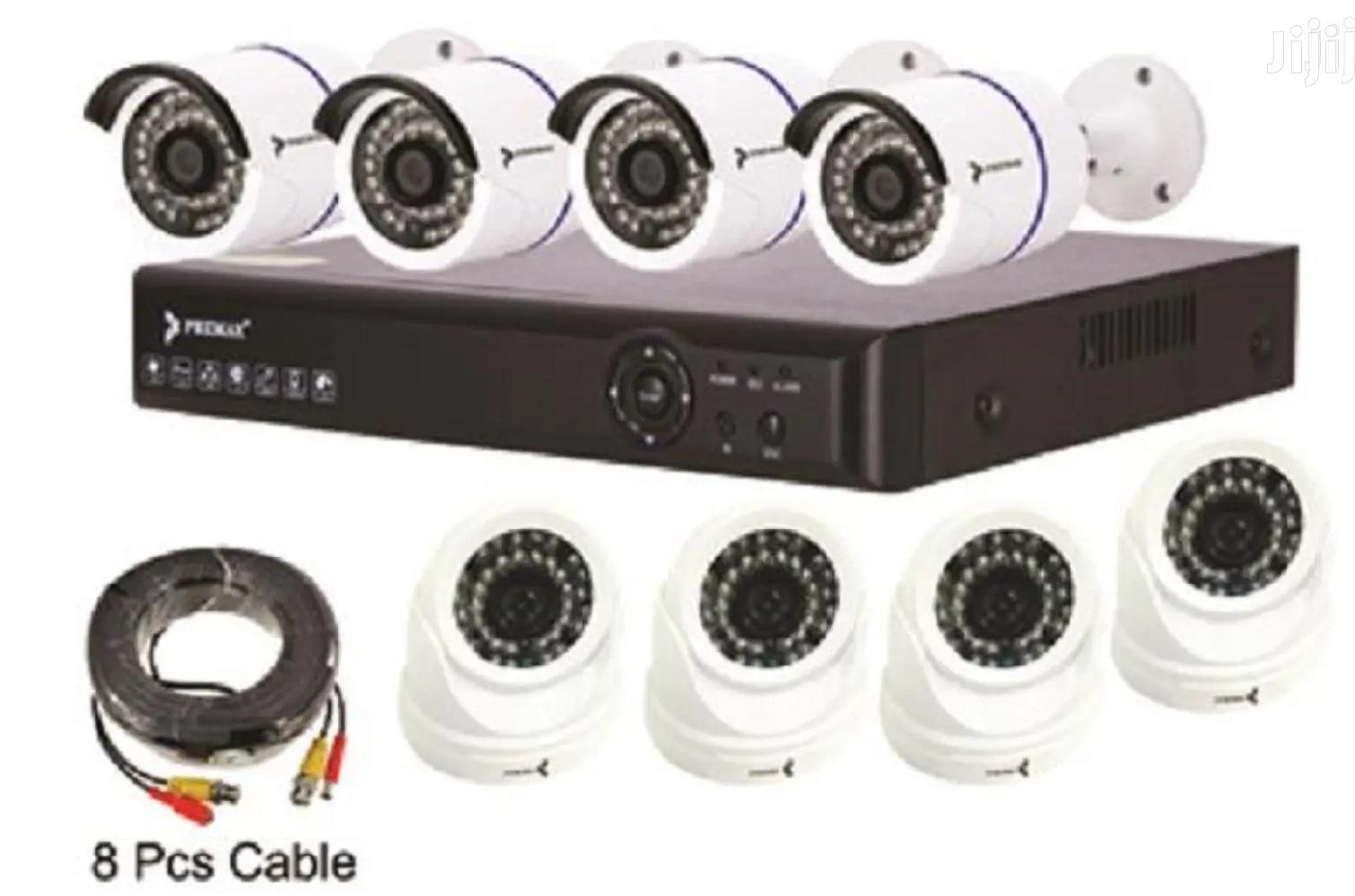 AHD DVR CCTV Camera KIT
