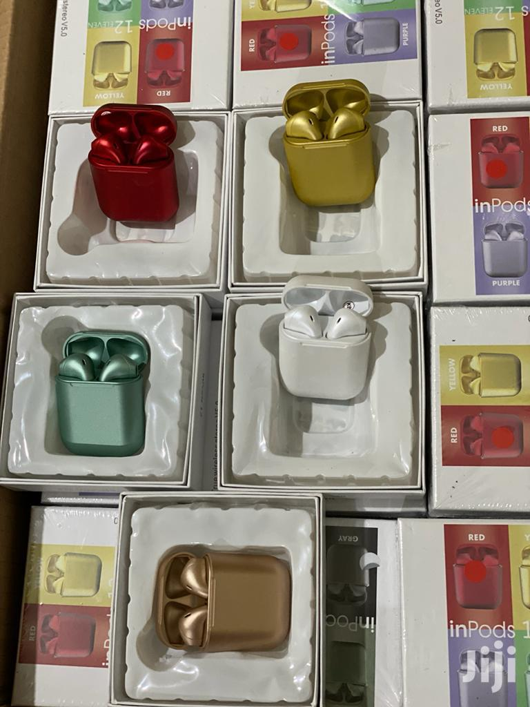 Inpods12 I12 Color Edition Bluetooth Wireless Airpod | Headphones for sale in South Labadi, Greater Accra, Ghana