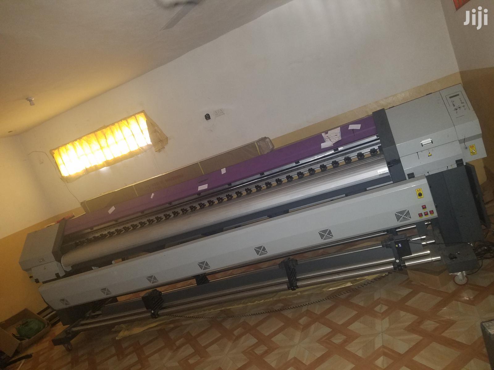EPSON X-roland 10ft Large Format Printer | Printing Equipment for sale in Shama Ahanta East Metropolitan, Western Region, Ghana