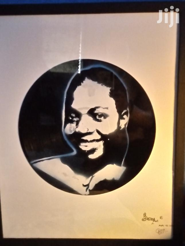 Archive: Vinyl Portrait Painting