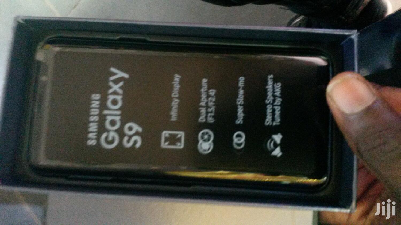 New Samsung Galaxy S9 64 GB Black | Mobile Phones for sale in Kumasi Metropolitan, Ashanti, Ghana