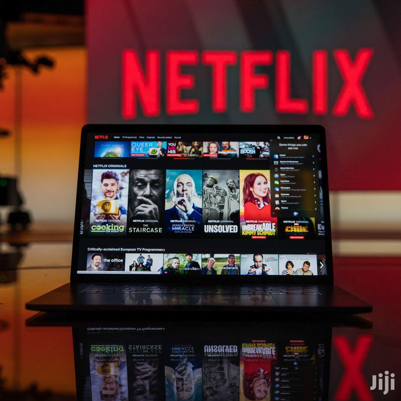 Archive: Netflix Premium Account For Sale