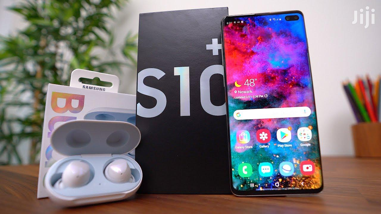 New Samsung Galaxy S10 Plus 128 GB Black | Mobile Phones for sale in Airport Residential Area, Greater Accra, Ghana