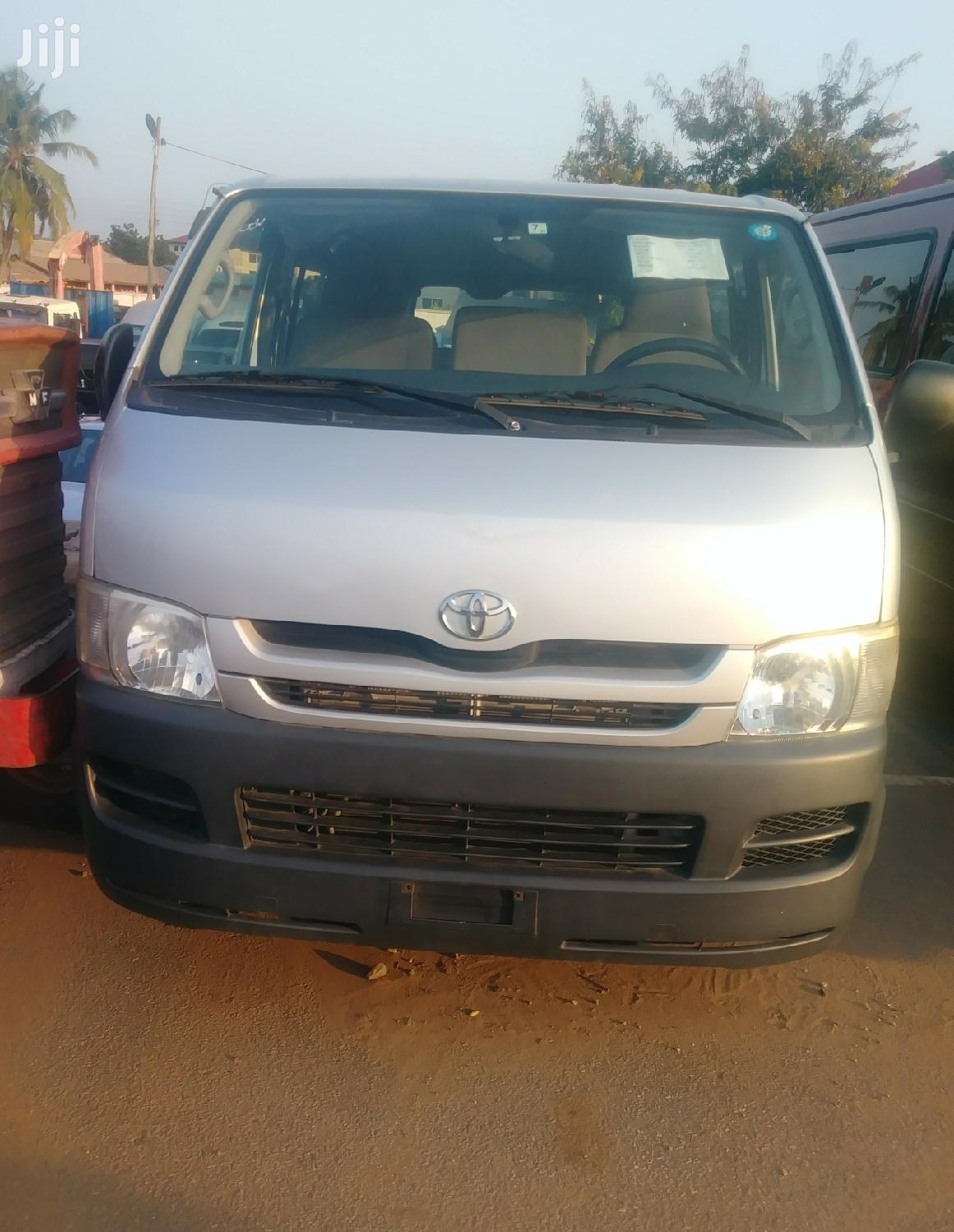 Toyota Hiace Toyota | Buses & Microbuses for sale in Achimota, Greater Accra, Ghana